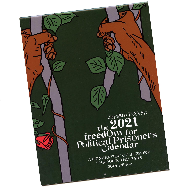 Political Prisoners Christmas 2021 2021 Freedom For Political Prisoners Calendar Cool Hunting